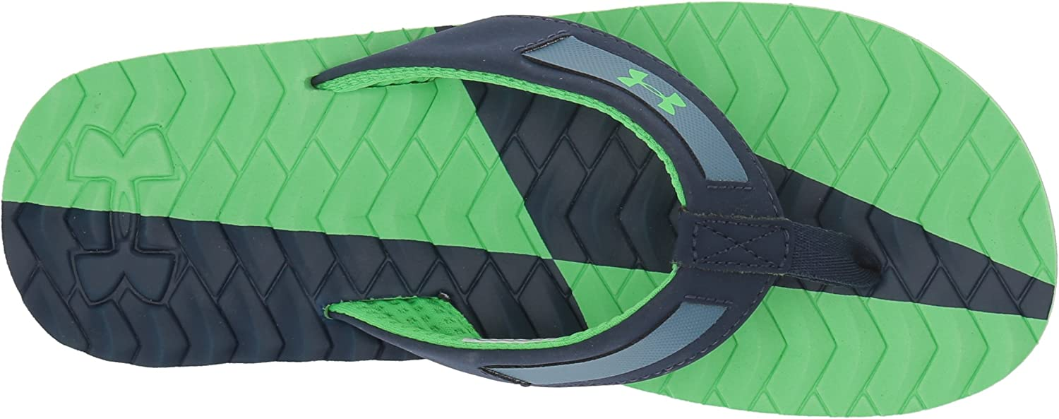 Under Armour Kids Boys Marathon Key III Thong Flip-Flop