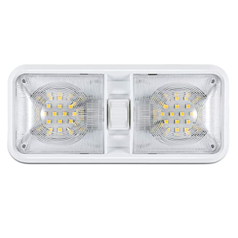 Amazon.com: Kohree luces domo de 12V led, para techo, para ...