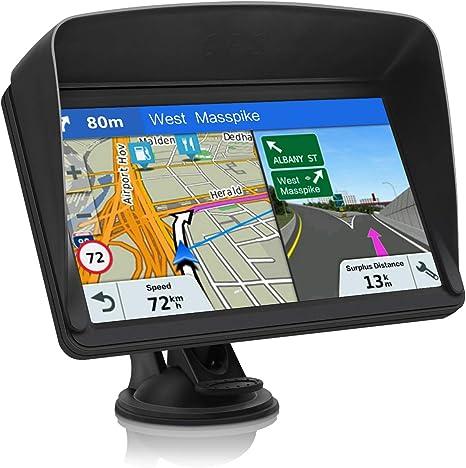 Amazon Com Gps Navigation For Car Lifetime Maps Update Car