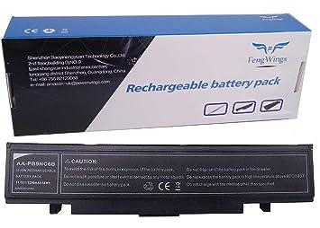 AA-PB9NC6B AA-PB9NC6 W AA de AA-PL9NC6 W 4400 mAh 11.1 V Reemplace la batería del portátil por Samsung ...