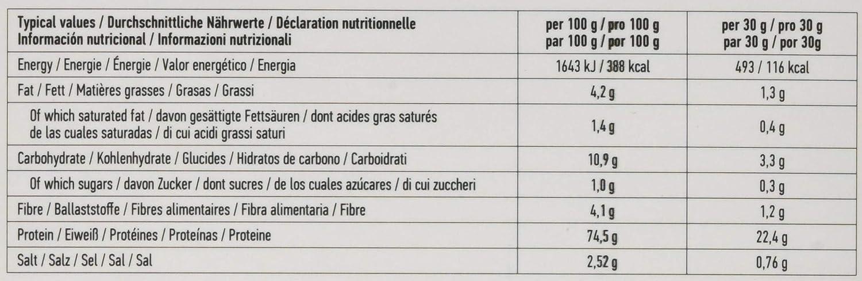 Moove - Polvo de proteínas veganas, sabor a banoffee
