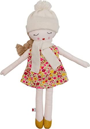 Autumn Plush Handmade Doll, 19