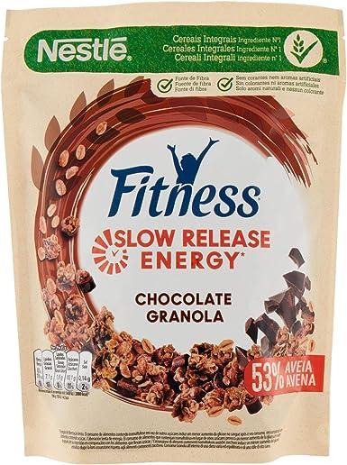 Nestlé Fitness Cereales Granola Copos de Avena Integral y ...