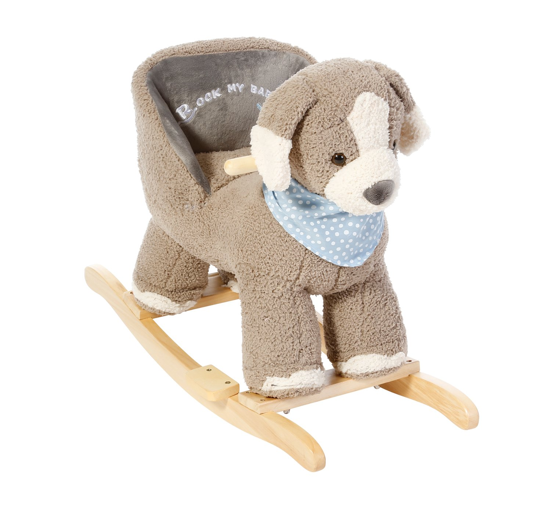 Knorrtoys 40329 - Schaukeltier Hund Wilbu knorr toys knoortoys_40329