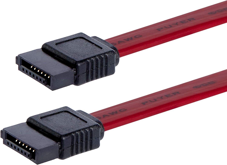 Amazon.com: StarTech.com 12in SATA Serial ATA Cable - SATA cable ...