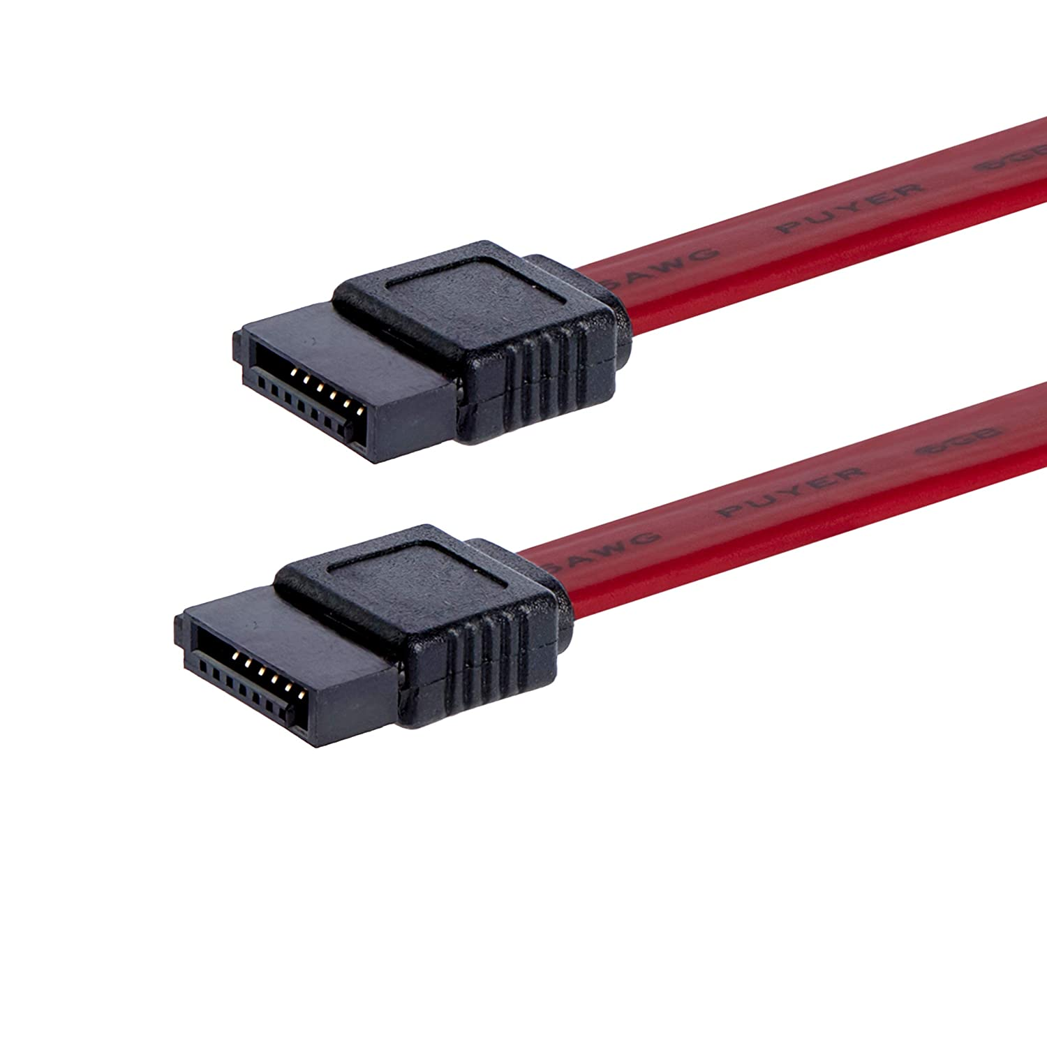Pay attention to the SATA connector