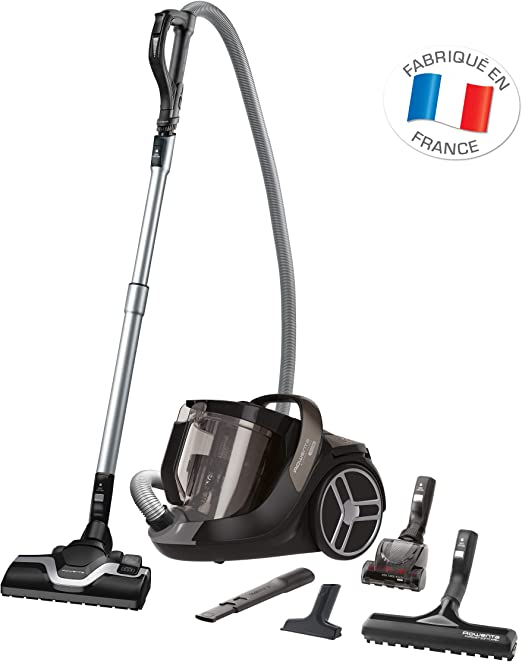 Rowenta Silence Force Cyclonic Animal Care RO7260 - Aspiradora sin ...