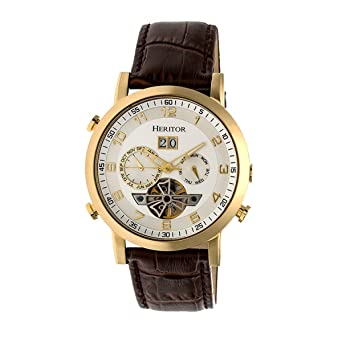 Heritor Automatic hr6203 Edmond - Reloj: heritor automatic: Amazon.es: Relojes