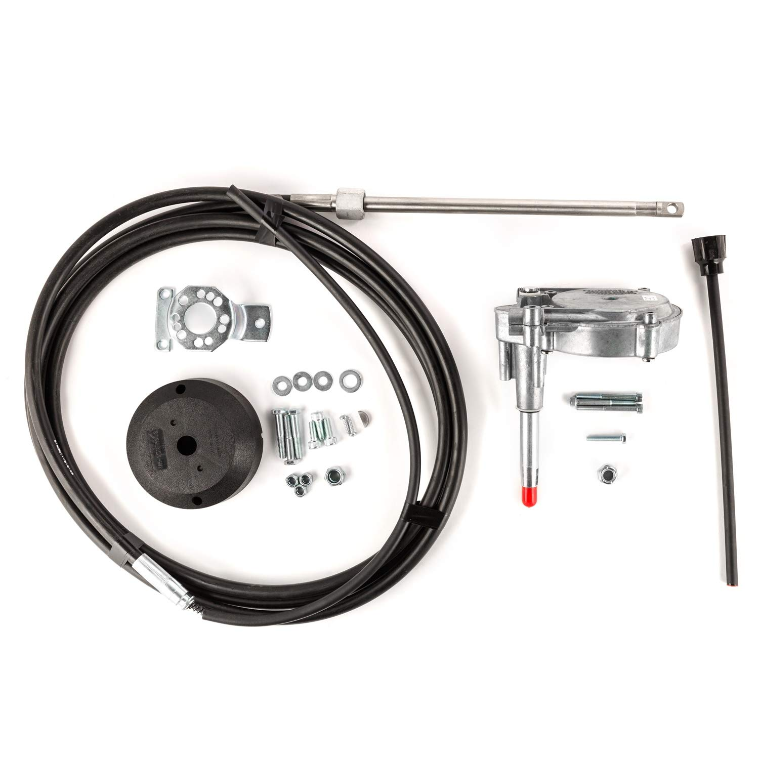 Kimpex Fast Connect Packaged Steering System by Kimpex