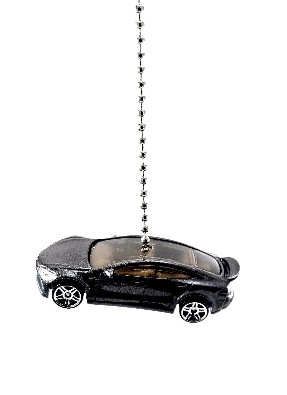 Hotwheels tesla model x  keyring diecast car