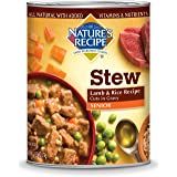 Nature's Recipe Wet Dog Food Cuts in Gravy