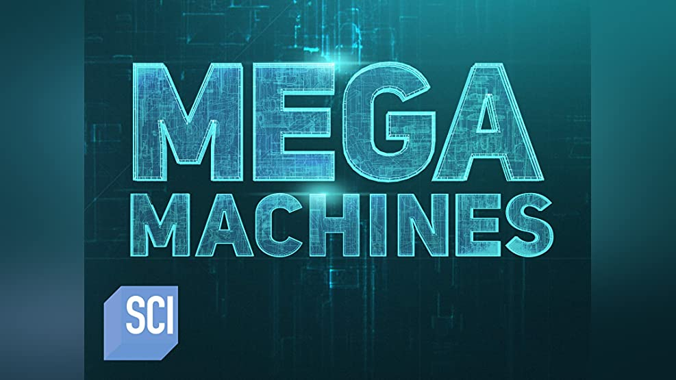 Mega Machines - Season 1