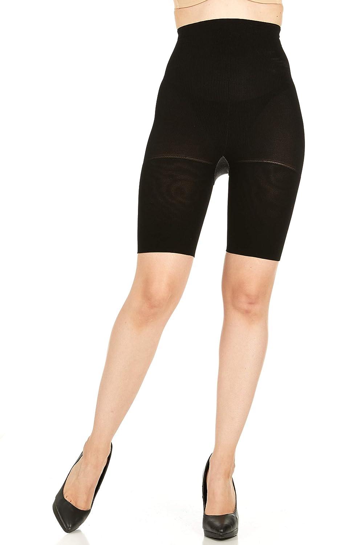 Firm Control High-Waist Mid-Thigh Shaper
