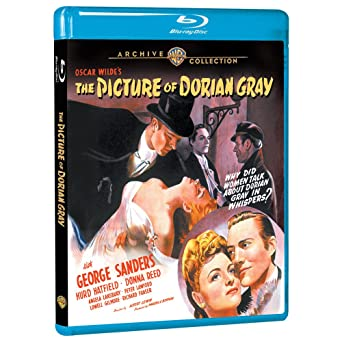 Amazon picture of dorian gray the blu ray george sanders picture of dorian gray the blu ray thecheapjerseys Image collections
