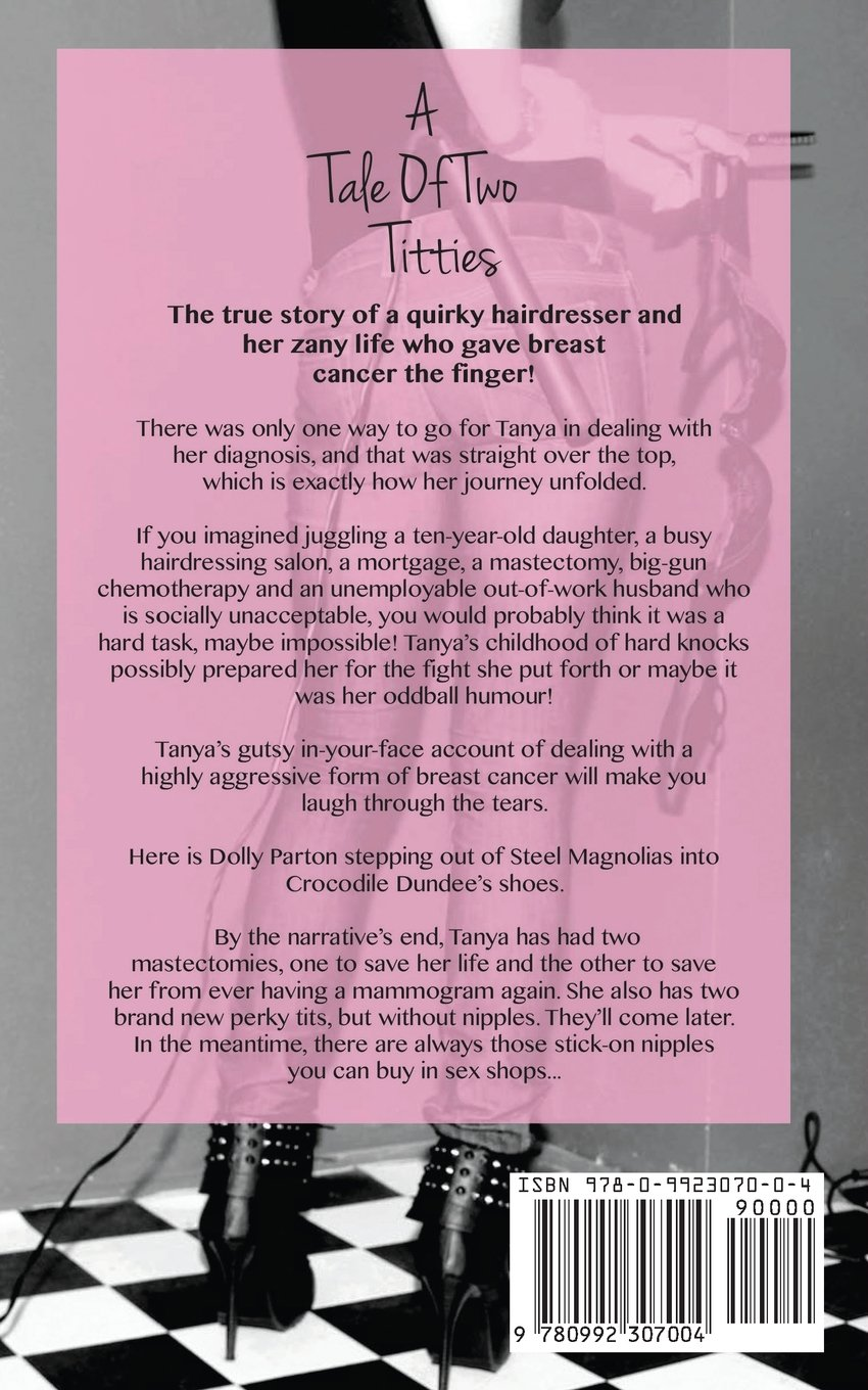 A Tale Of Two Titties Tanya Curran Brown 9780992307004 Amazon Books