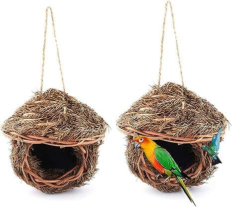 Esschert Design Bird Nesting Pocket Sea Grass