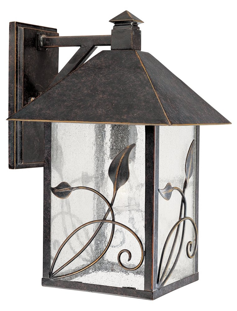French Garden Collection 15'' High Outdoor Wall Light