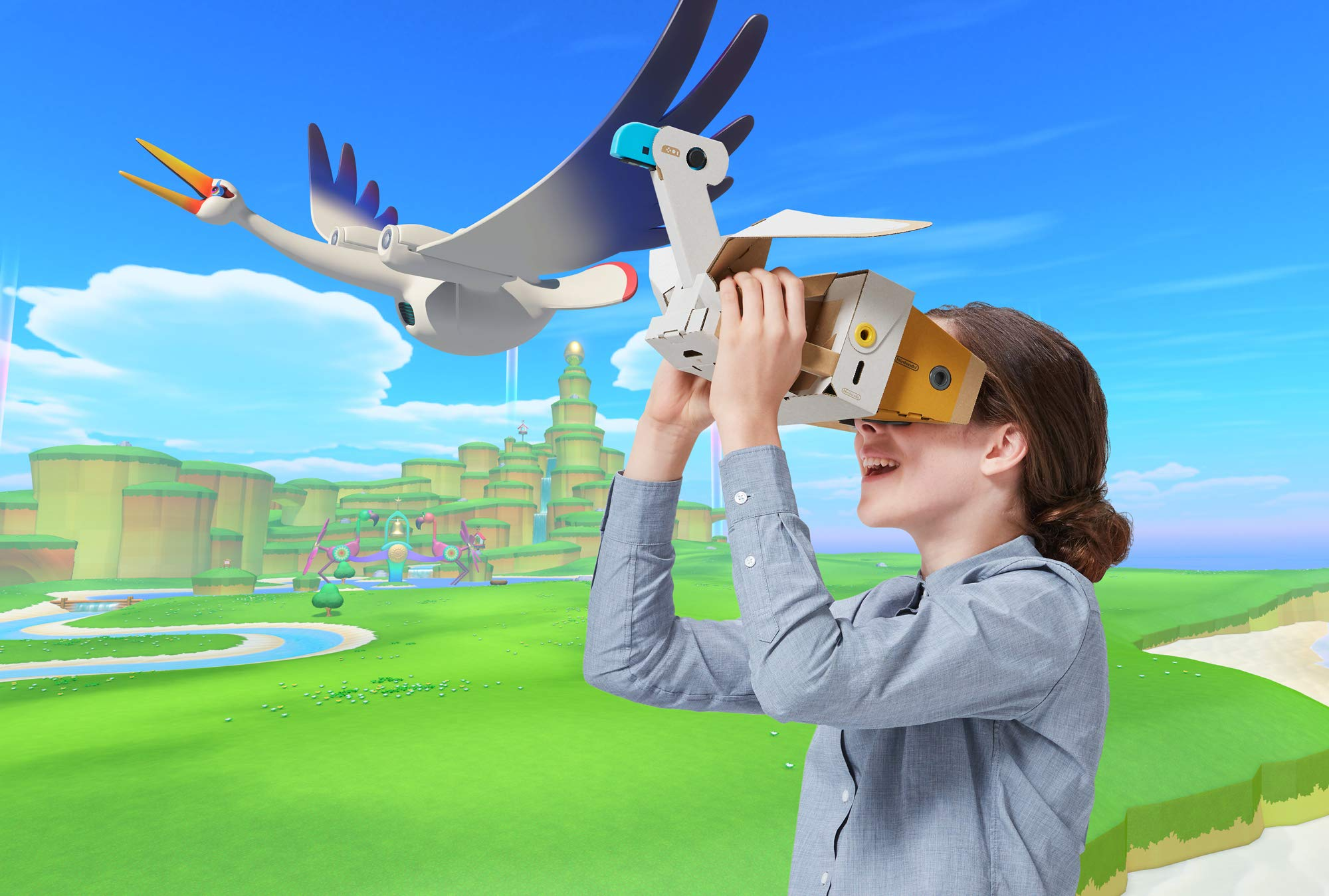 Nintendo Labo Toy-Con 04: VR Kit - Switch by Nintendo (Image #7)