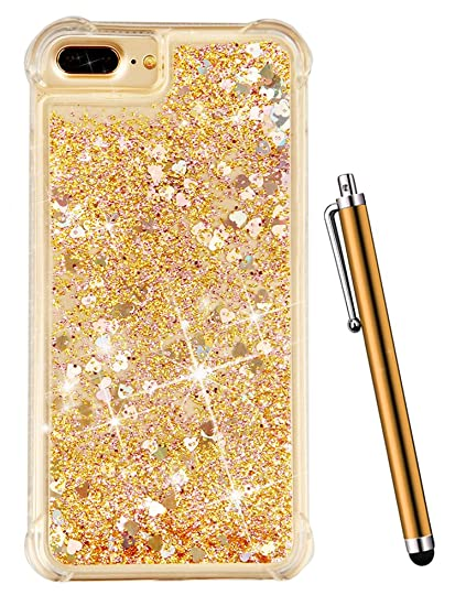 Amazon.com  iPhone 7 Plus Case Glitter 68eef464f276