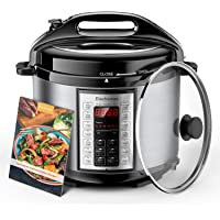 Elechomes 6-Qt. 9-in-1 Electric Pressure Cooker