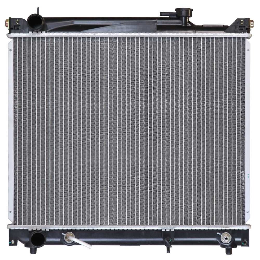Prime Choice Auto Parts RK777 Aluminum Radiator