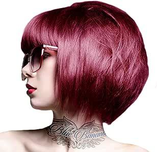 Tinte Capilar Semi-Permanente Crazy Color (Cyclamen Red