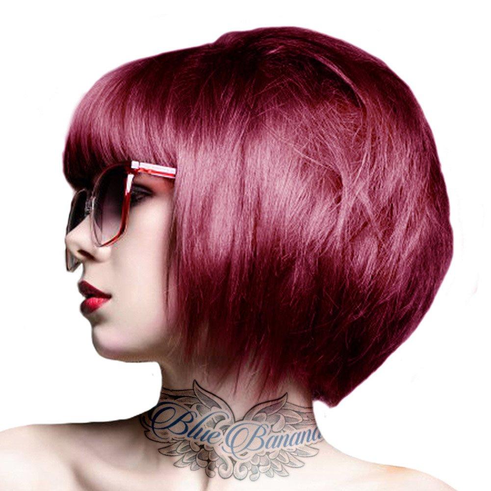 Amazon Crazy Color Semi Permanent Hair Color Cream Pinkissimo