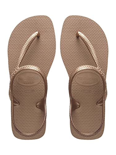 c71396dc2c6f5 Havaianas Flash Urban Rose Gold Sandals New In  Amazon.co.uk  Shoes ...
