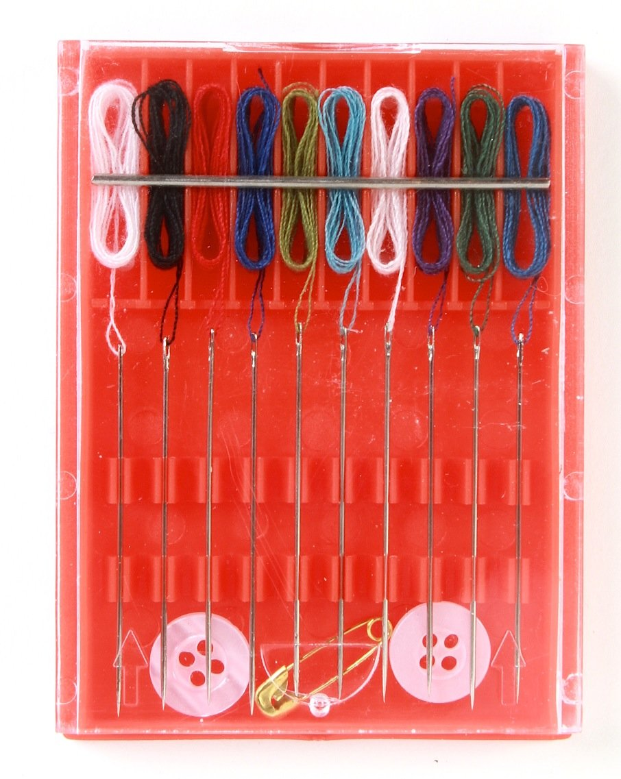 Singer Sew-Quik Pre Threaded Needle Kit, 10-Pack by SINGER