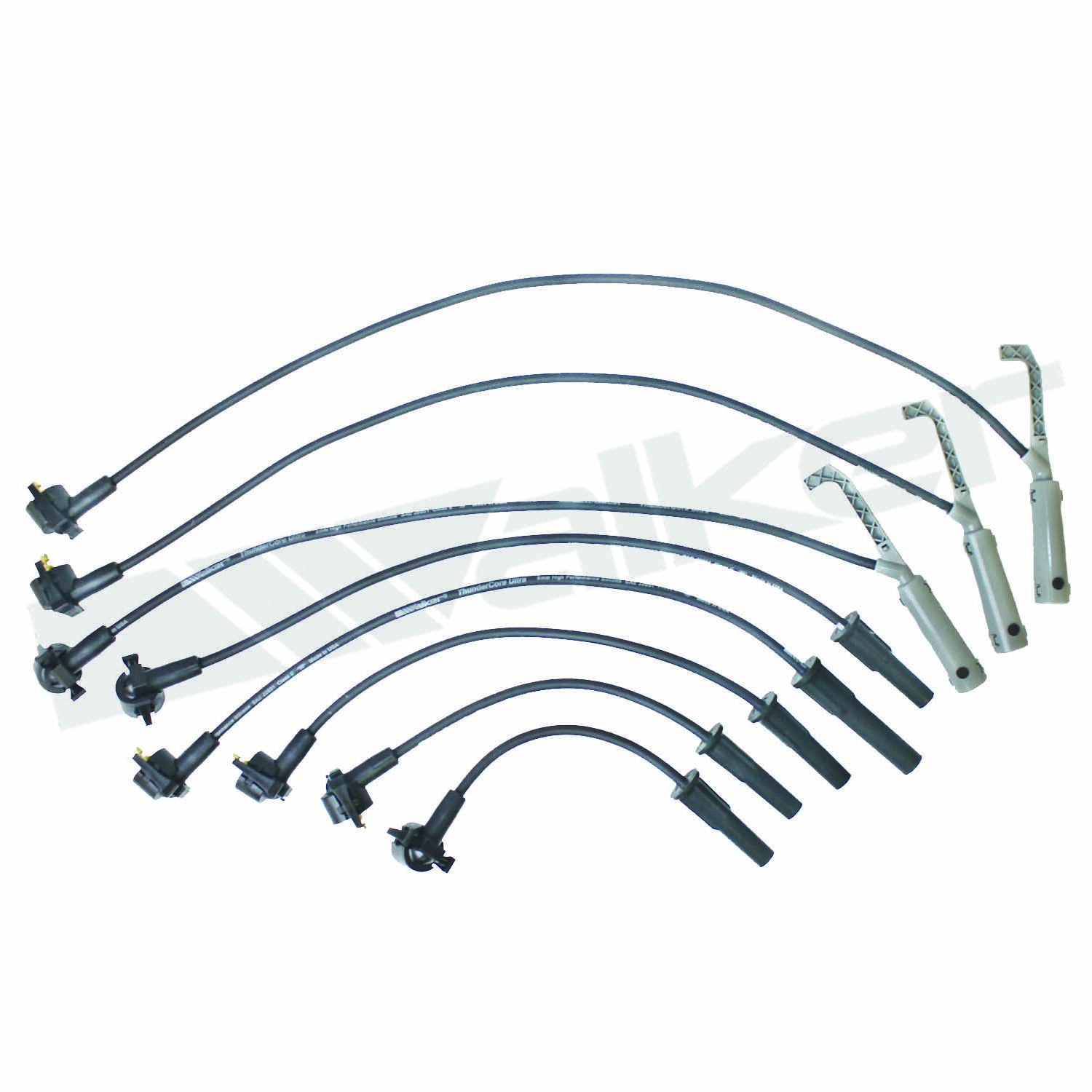 Walker Products 900-1802A Thundercore Ultra Spark Plug Wire Set
