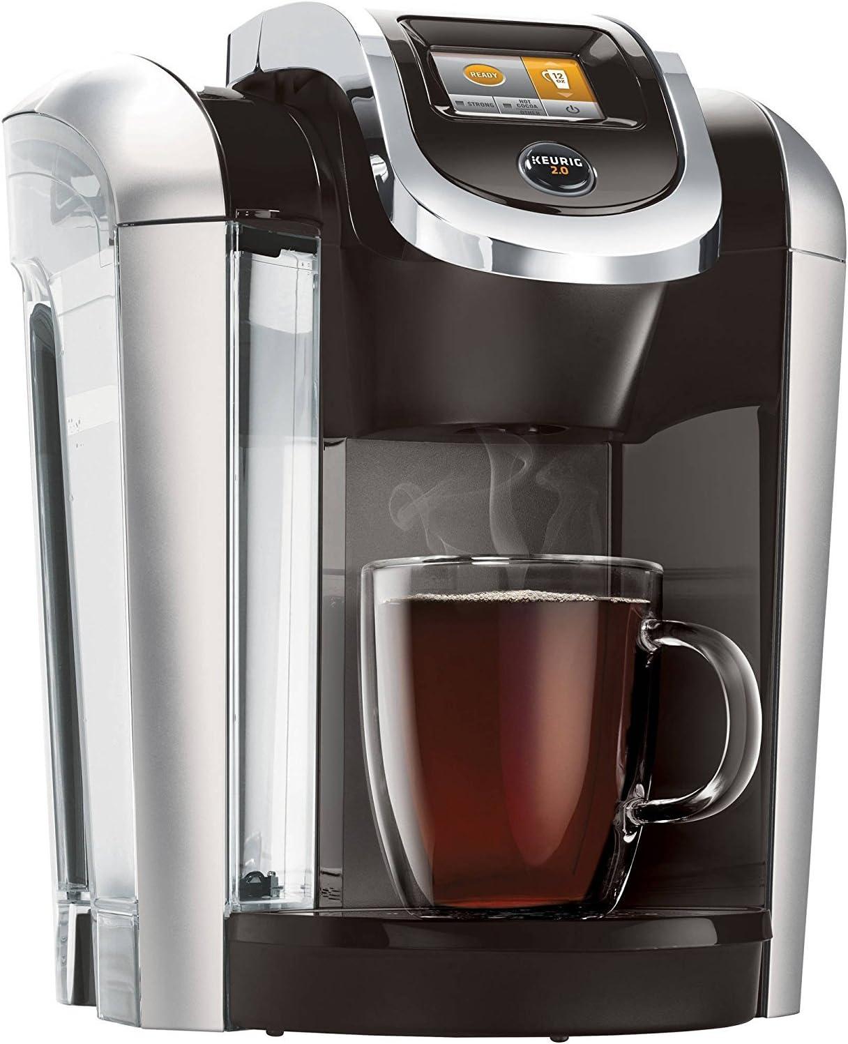 Amazon.com: Keurig, Hot 2.0, K425 Plus Series, cafetera para ...
