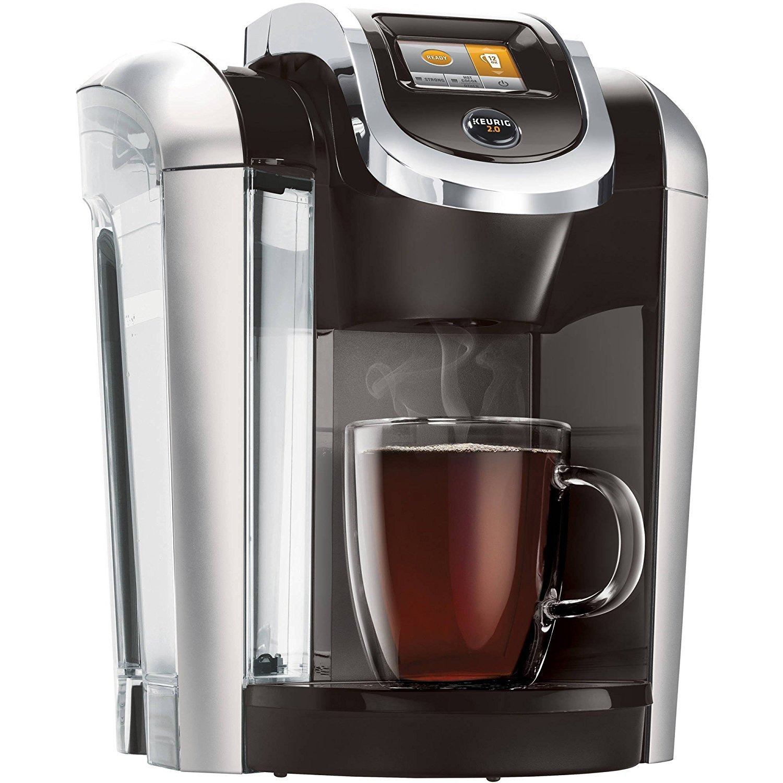 Amazon.com: Keurig Hot 2.0 K425 Plus Series Single-serve Coffee Maker:  Kitchen & Dining