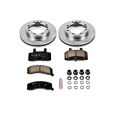 Autospecialty KOE1524 1-Click OE Replacement Brake Kit: Automotive