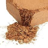 Natural Compressed Coconut Fiber Substrate