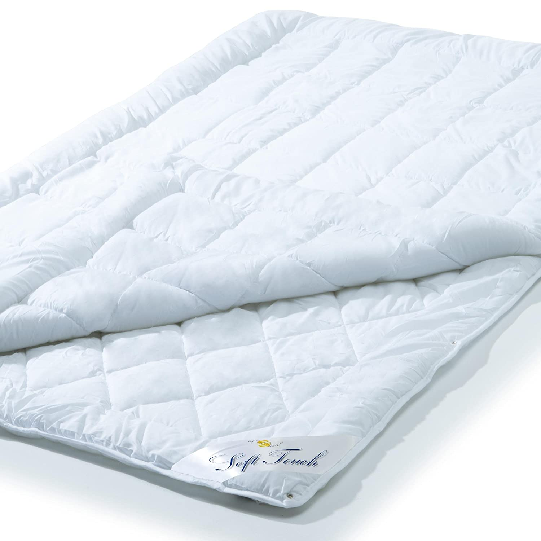 Malerisch übergroße Bettdecke Foto Von Aqua-textil 4 Jahreszeiten Soft Touch Stepp-bettdecke, 200