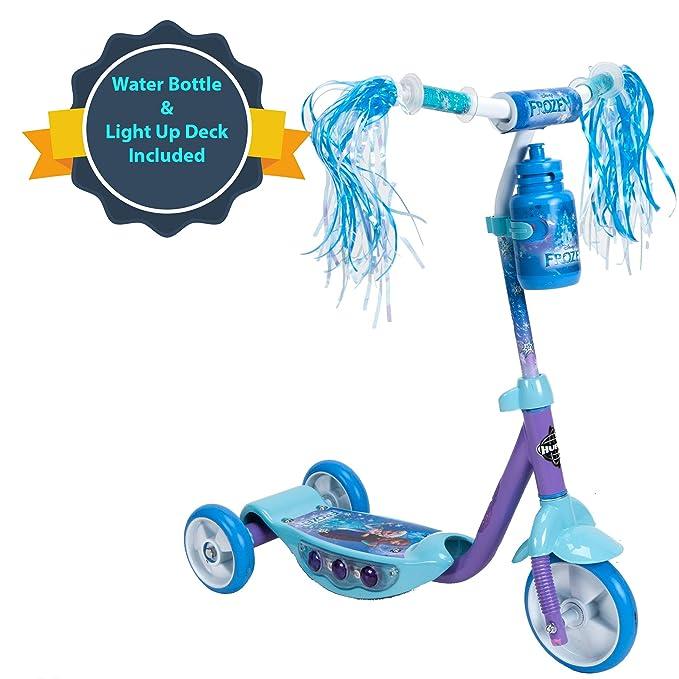 Huffy Three-Wheel Preschool Scooter Disney Pixar Cars, Star Wars, Disney Princess, Disney Frozen, Marvel Spider-Man