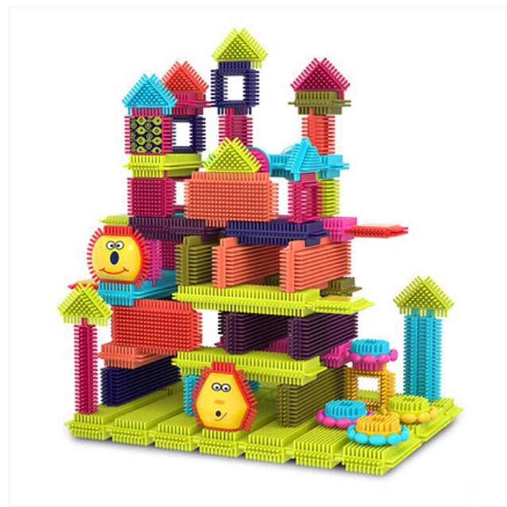Juguetes para niños 3-6 años de edad Para las muchachas y los muchachos Muchas formas ayudan a crear inteligencia , picture color