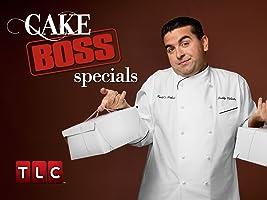 Cake Boss Specials Season 1