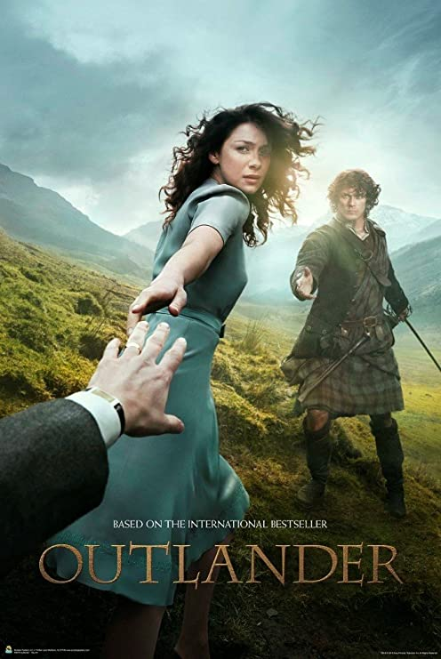 Image result for outlander poster season 1