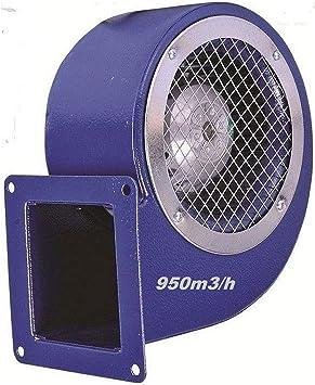 950m³/h Ventilador industrial Ventilación Extractor Ventiladores ...