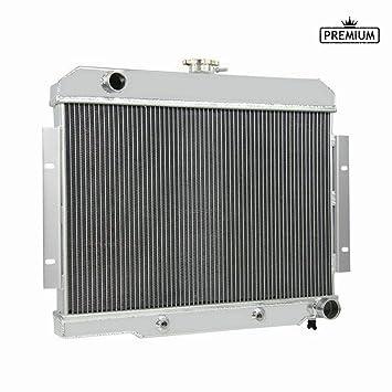 aluminum radiator for Jeep CJ,CJ5,CJ7 V8 //Conversio AT//MT 1972-1986 brand new