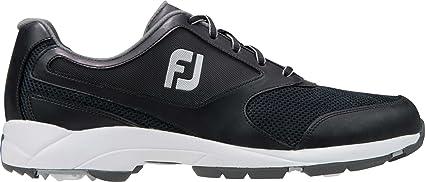 ad07c5fad4d3c7 FootJoy FJ Golf Athletics Shoe Style 56816 Size 11 Wide Spikeless Golf Shoes