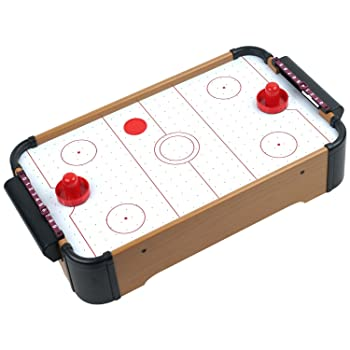 best tabletop air hockey table