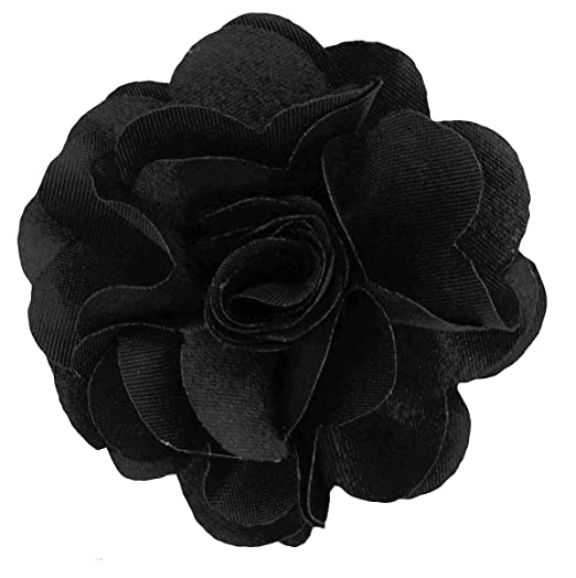 Amazon solid mens lapel flower pin clothing solid mens lapel flower pin mightylinksfo