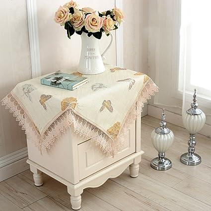 Toalla de cubierta pequeña multi-use paño de tabla de cabecera paño de la mesa