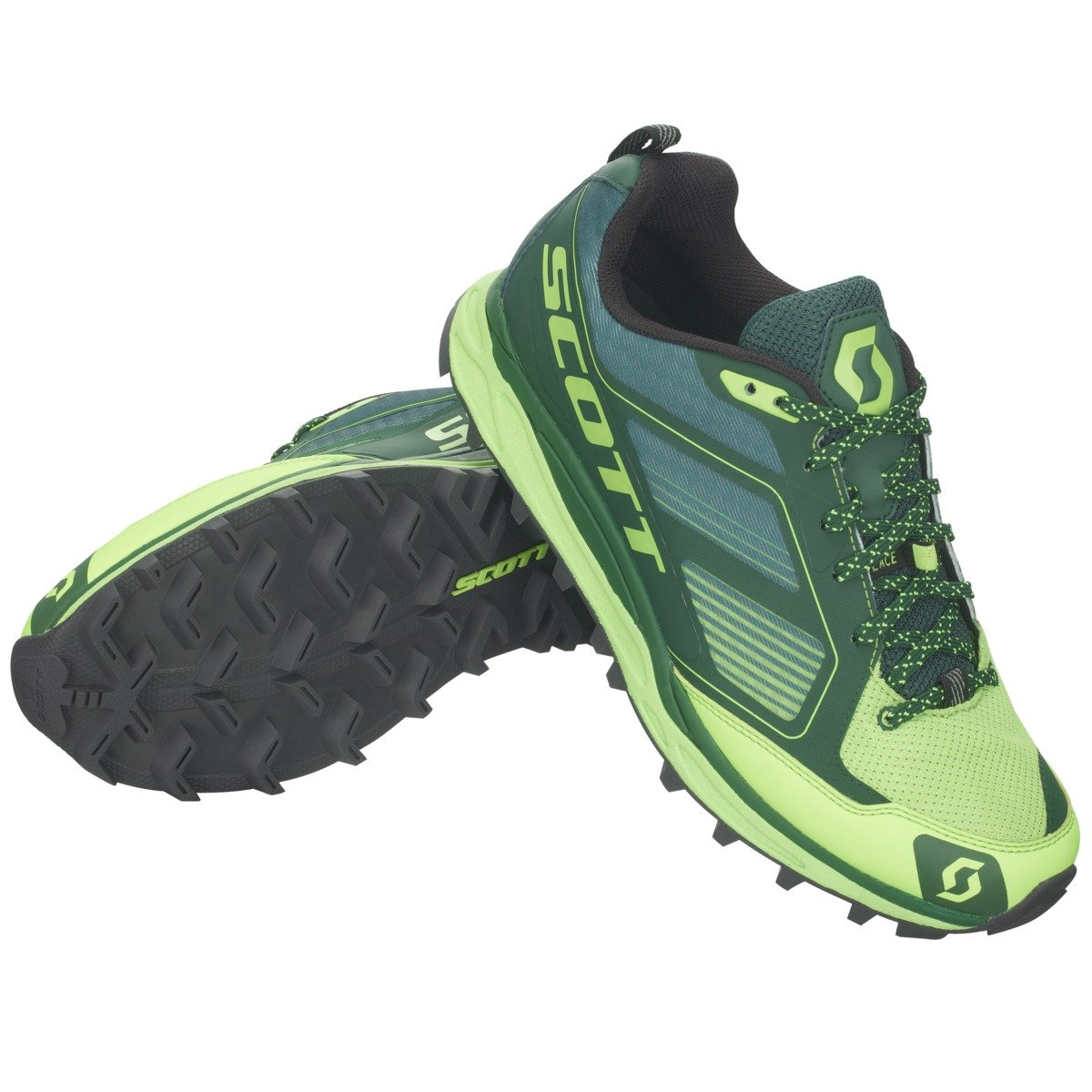 Scott Kinabalu Supertrac Green - 42 ½ 9|Verde