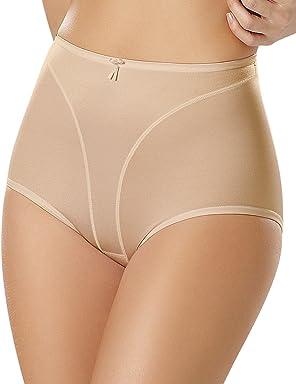 Leonisa High-Cut Panty Shaper Beige