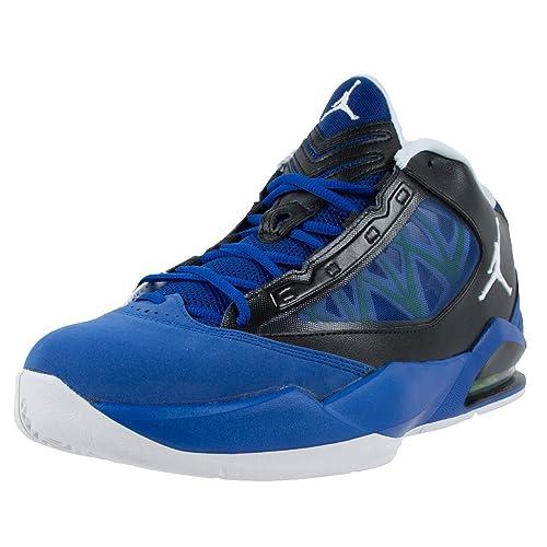 new style e7ebc 86279 Nike Air Jordan Flight The Power, Black   Royal Blue, US Men s Basketball  Shoe