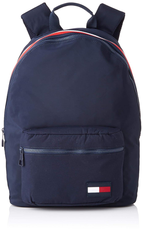 c70a04caa94 Tommy Hilfiger Sport Mix Backpack, Men's Black, 15x43x31 cm (B x H T):  Amazon.co.uk: Shoes & Bags