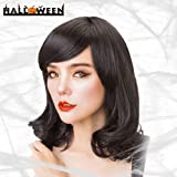 Rabbitgoo Heat Resistant Light Gold Straight Full Blonde Wig Lace Front